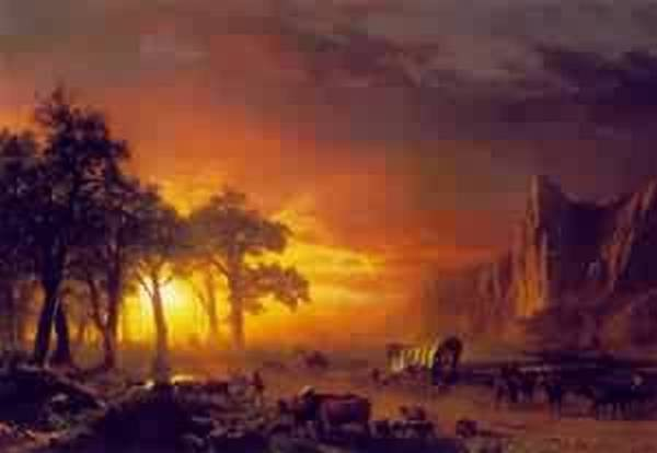 emigrants crossing the plains 1867 XX national cowboy hall of fame and western heritage oklahoma city oklahoma